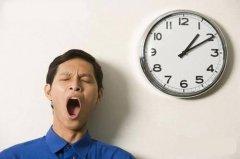 青少年睡眠不足的