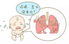 新生婴儿呼吸急促