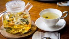 黄芪枸杞菊花茶的