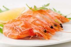 食物间的相生相克之吃虾不能吃什么
