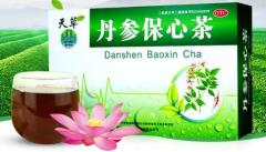 丹参保心茶产品作用探究知此类足够